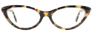 Cat Eye Glasses, Cat Eye Prescription Glasses, Eyeglasses for Women, Cat Eye Eyeglasses ANITA by Black Eyewear