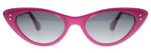 Abbey Cat Eye Sunglasses by Black Eyewear
