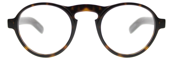 Retro glasses frames DOC by Black Eyewear