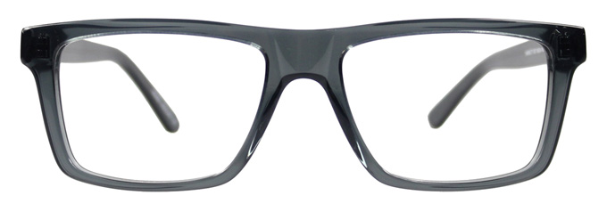 Harriott Large Frame Glasses and Big Glasses by Black Eyewear