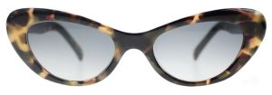 Cat Eye Sunglasses Mildred by Black Eyewear