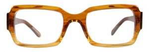 Square Glasses Fames OSCAR by Black Eyewear.