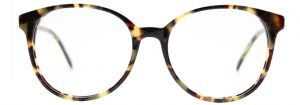 Big Round Glasses, Round Frame Glasses, Round Prescription Glasses, Round Eyeglass Frames TRUDY by Black Eyewear