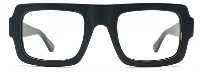 Large Glasses, Oversized Glasses frames, Big frame glasses, Extra Large Frames Glasses MILES by Black Eyewear