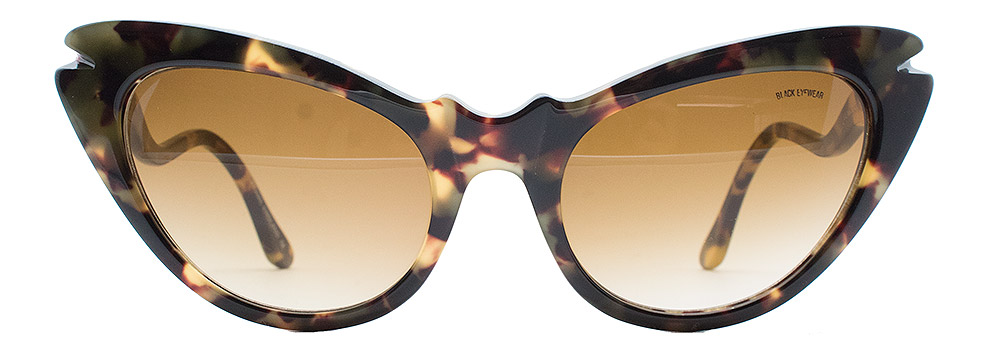 Tortoiseshell Cat Eye Sunglasses, Cat Eye Prescription Sunglasses online, Designer Cat Eye Sunglasses LIL by Black Eyewear