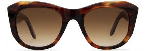 Cat Eye Sunglasses Norah by Black Eyewear