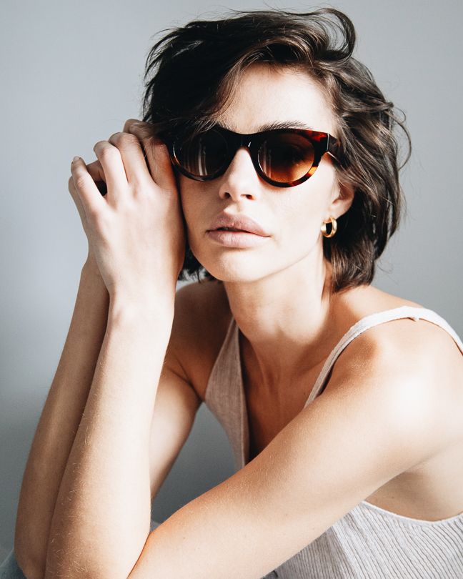 Aretha by Black Eyewear iconic fashion sunglasses brand, shop designer sunglasses for women & best sunglasses online.