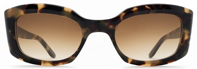 Cat Eye Sunglasses Moore by Black Eyewear