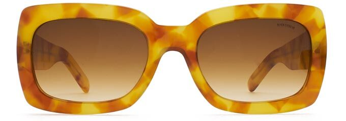 Jamal square sunglasses by Black Eyewear