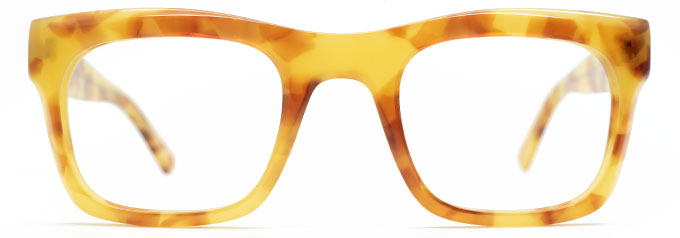 Bailey Large Frame Glasses and Big Glasses by Black Eyewear