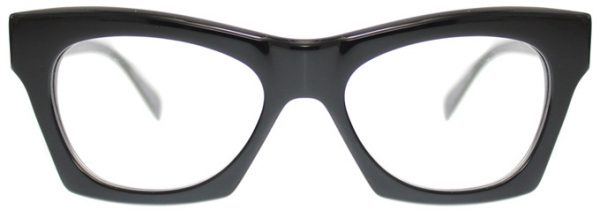 Black Thick Glasses Frames JIMMY by Black Eyewear. Buy Glasses and prescription glasses online or in store