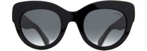 Cat Eye Sunglasses, Cat Eye Designer Sunglasses & Cat Eye Prescription Sunglasses online HAZEL by Black Eyewear