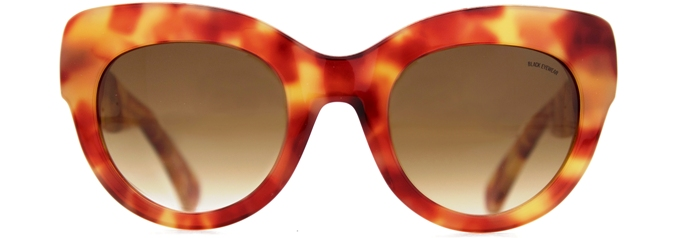 Cat Eye Sunglasses Hazel by Black Eyewear