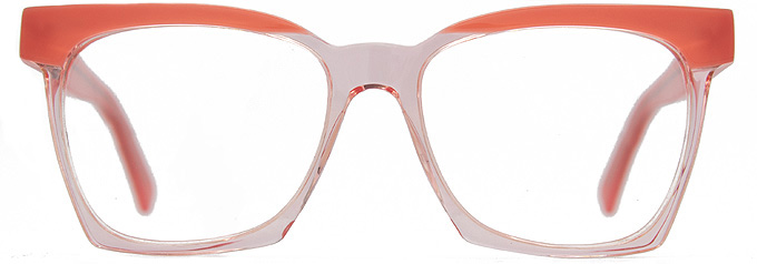 Sand glasses frames MIMI by Black Eyewear