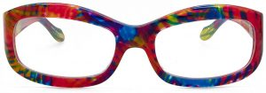 Colourful Glasses frames, Unique Glasses frames, Unusual eyeglass frames, Interesting glasses frames, Bold glasses frames, Bold eyeglass frames by Black Eyewear